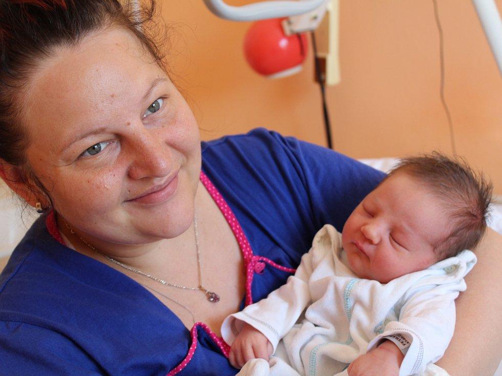 Tomáš Petrášek se narodil 17. května 2017. Vážil 3215 gramů a měřil 49 centimetrů. Doma v Plaňanech se na něj těšila sedmnáctiletá sestra Sandra, tatínek Tomáš a maminka Michaela.