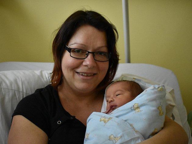 Tobiáš Sedlák se narodil mamince Zuzaně a tatínkovi Davidovi 28. března 2017. Po narození se pyšnil mírami 50 centimetrů a 3415 gramů. Dětským světem ho doma vNebovidech provede sestřička Rozárka (2,5).