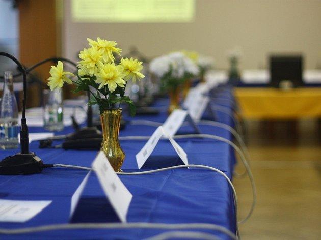 Zasedání kolínského zastupitelstva