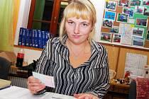 Zuzana Foktová je jednou z volebních komisařek v Českém Brodě