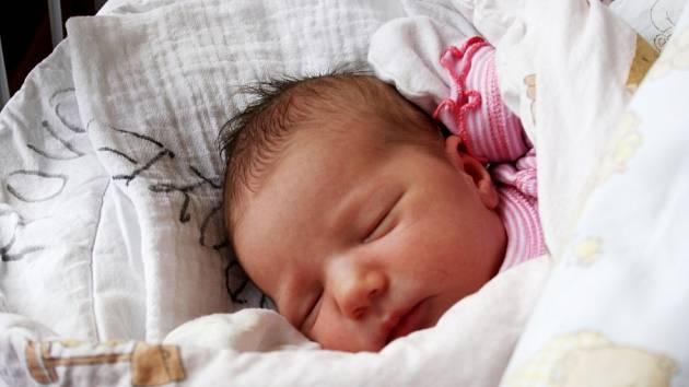 Anna Polívková se v pátek 23. listopadu 2012 narodila Monice a Vladimírovi z Chlumce nad Cidlinou. Po porodu ve 23.15 hodin měřila 50 cm a vážila 3 190 g. Těší se na ni také bráška Vojta (2,5).