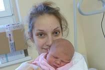Alice Vosecká se narodila 8. prosince 2020 v kolínské porodnici, vážila 2590 g a měřila 44 cm. Do Kutné Hory odjela s maminkou Alicí a tatínkem Adamem.
