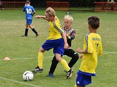 Fotbalisté Radimi skončili na Junior Provi Cupu na třetím místě.