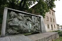Památník obětem války v Kolíně