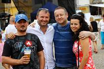 Čtvrtý ročník festivalu jídla Česká bašta