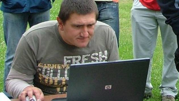 Václav Klepal je ředitelem turnaje v Bělušicích.