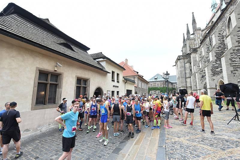 Z 10. ročníku Mezinárodního festivalu běhu v Kolíně.
