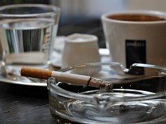 Cigareta. Ilustrační foto.