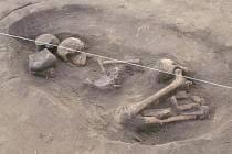 Archeologický průzkum v Cerhenicích