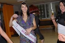 Miss hasička 2010 Jana Peroutková