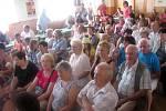 Staročeská pouť ve Volárně, srpen 2014