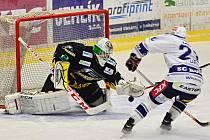 Hokejisté Kolína po pěti výhrách v řadě prohráli. Doma nestačili na Sokolov.