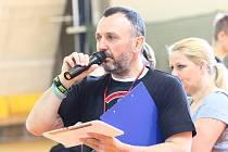 Trenér MMA Jiří Němeček