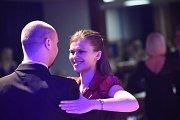 Ples se konal v Městském společenském domě.
