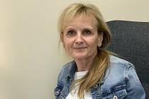 Ředitelka Centra péče Doubrava v Doubravčicích Dagmar Malá.