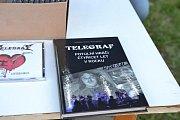 Hudební program zakončila kapela Telegraf.