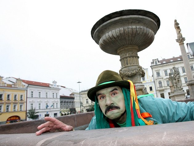Vodník Rumpolec