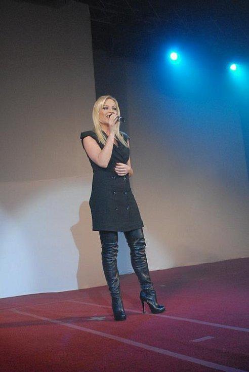 Finále Miss Hasička ČR 2010 v Kolíně