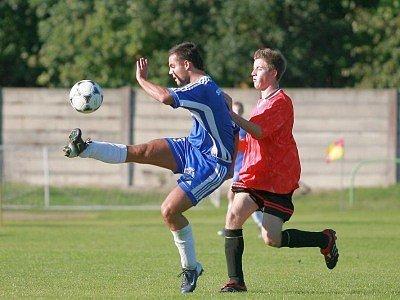 Zápas Tři Dvory – Český Brod B skončil vítězstvím domácího týmu 2:1.