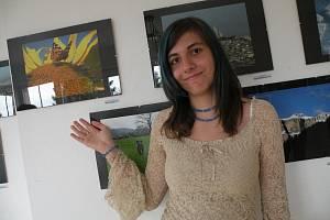 Vernisáž mladé fotografky Terezy Šídlové