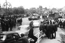 Okupace v Kolíně v roce 1968