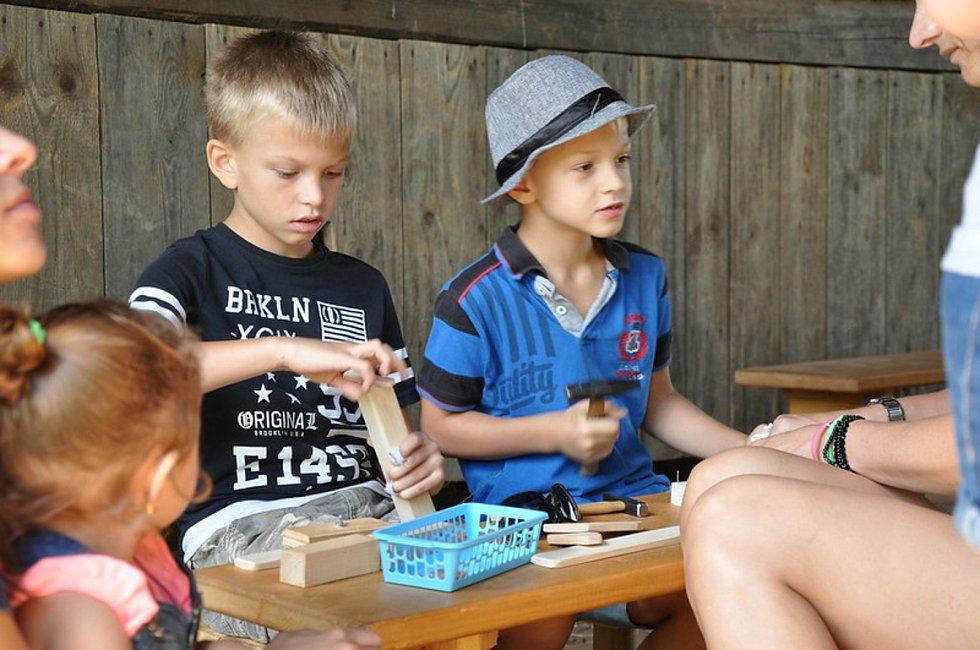 Řemeslné pohádkové léto ve skanzenu v Kouřimi