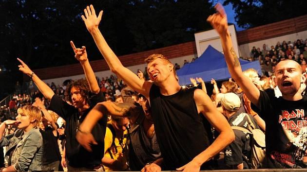 Druhý ročník TPCA Beat Festivalu – zvítězila pestrost žánrů. 25. července 2009