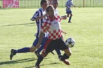 Z utkání Jestřabí Lhota - Konárovice (4:0)