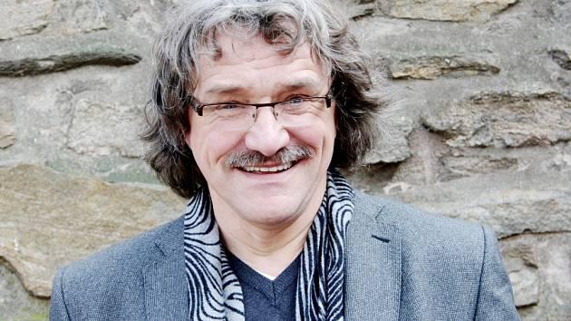 Ředitel DDM Kolín Luboš Votroubek