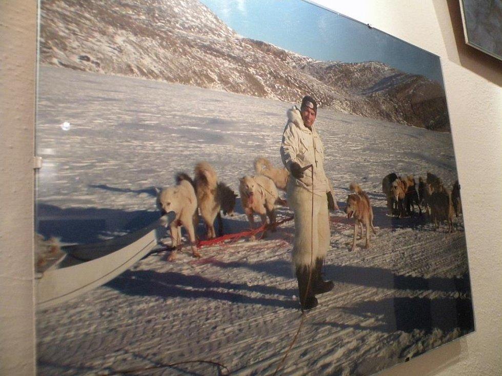 Z výstavy Půvaby polárních krajů