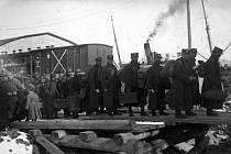 Historické okénko přiblíží návrat československý legionářů ze Sibiře