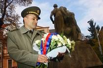 Kolín vzpomenul na válečné veterány