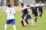 Z utkání divize mladšího dorostu Cidlina - FK Kolín (3:5).