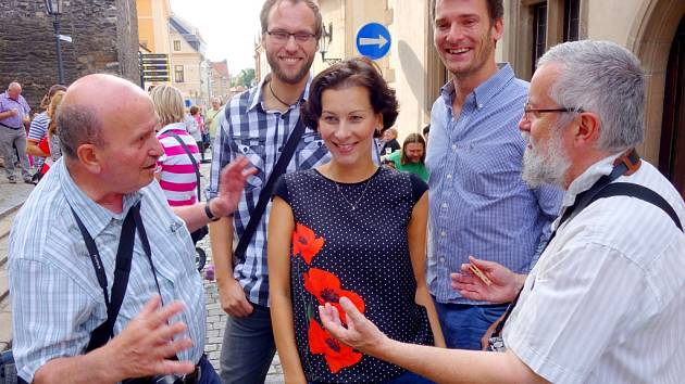On-line rozhovor se spoluorganizátorem Otevřené ulice Filipem Šádkem