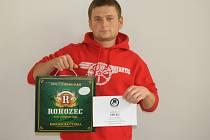 Vítězem 5. kola se stal Jakub Vyhnánek, který vyhrál karton piv značky Rohozec a kupon v hodnotě 100,-Kč do kolínské kavárny Kristián.