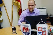 Pavel Drahovzal, starosta Velkého Oseka