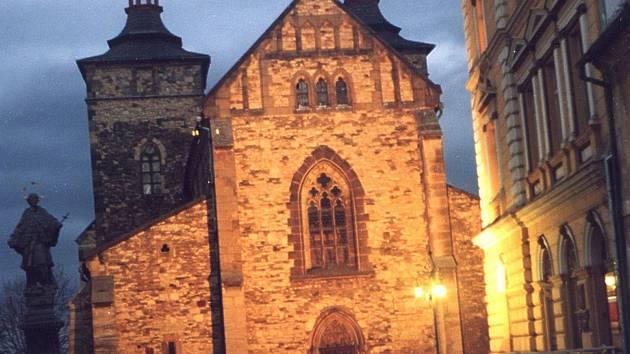 Kostel sv. Štěpána v Kouřimi