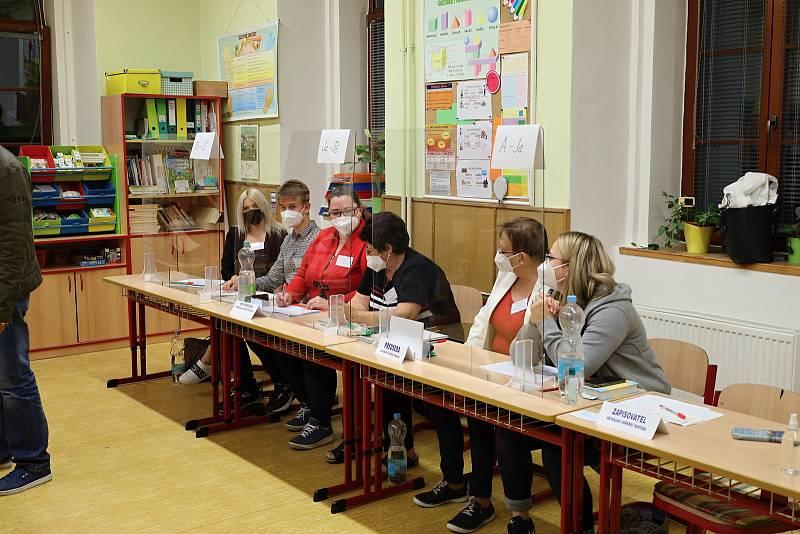 Volby 2021 v Českém Brodě