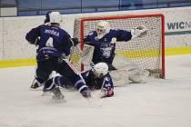 Kolínští hokejisté míří v sobotu na led předposlední Kadaně