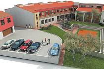 Projekt Komunitního centra Kolárka v Kolíně