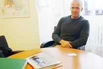 Michael Kašpar (Změna pro Kolín).