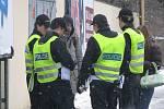 Policejní preventivně bezpečnostní akce na Kolínsku.
