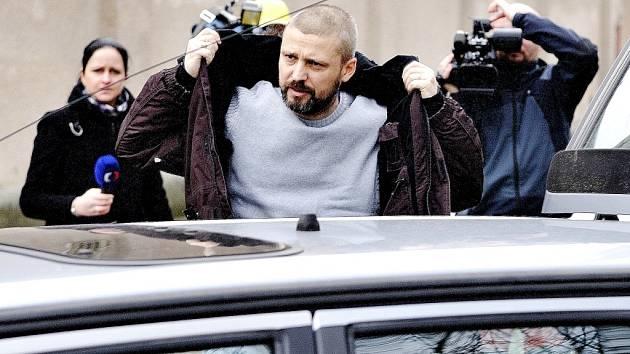 Roman Pekárek 18. února 2013 nastoupil do vězení
