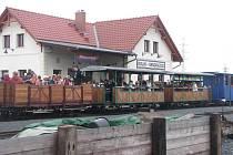 Řepánkovy slavnosti na Kolínské řepařské drážce