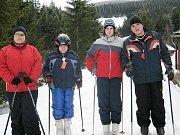 Zimní tábor 2007