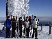 Zimní tábor 2008