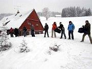 Zimní tábor 2009