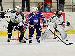 Hokejisté Kolína v nové sezoně ještě neprohráli. Naposledy porazili Bílinu 4:2.