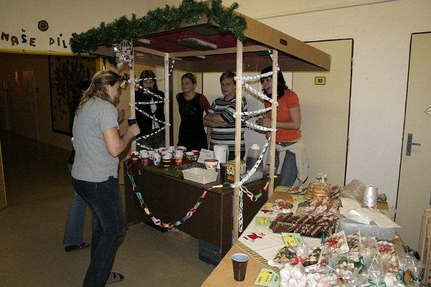 4. ZŠ Kolín chystá vánoční výstavu