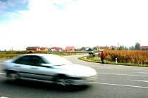 Tato křižovatka u Jestřabí Lhoty patří na Kolínsku k nejnebezpečnějším.
